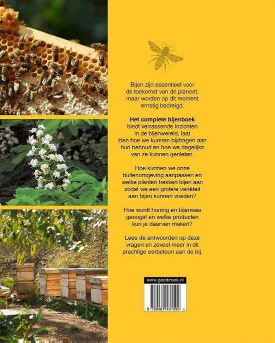 Het complete bijenboek achterkan