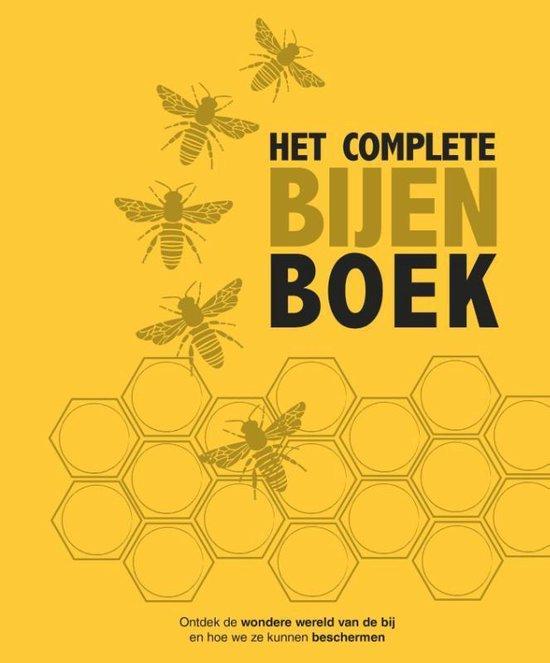 Het complete bijenboek voorkant